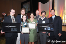GGC wins two prestigious TAG awards for innovative use of technology