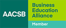 AACSB Business Education Alliance Member logo