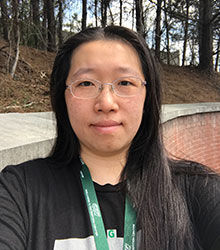 Qiaoling, GGC Grizzly Orientation Leader