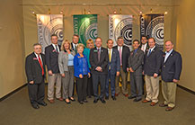 GGC president updates Gwinnett legislative delegation