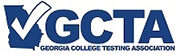 Georgia College Testing Association (GCTA) logo