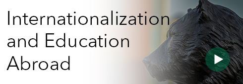 Video tile for  Internationalization and Education Abroad