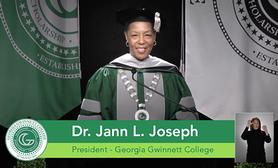 Georgia Gwinnett College hosts virtual fall commencement for students, including 75-year-old graduate