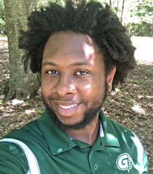 Eric, GGC Grizzly Orientation Leader