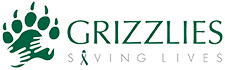 Grizzlies Saving Lives logo